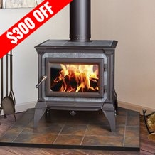 Hearthstone Castleton Wood Heat Stove