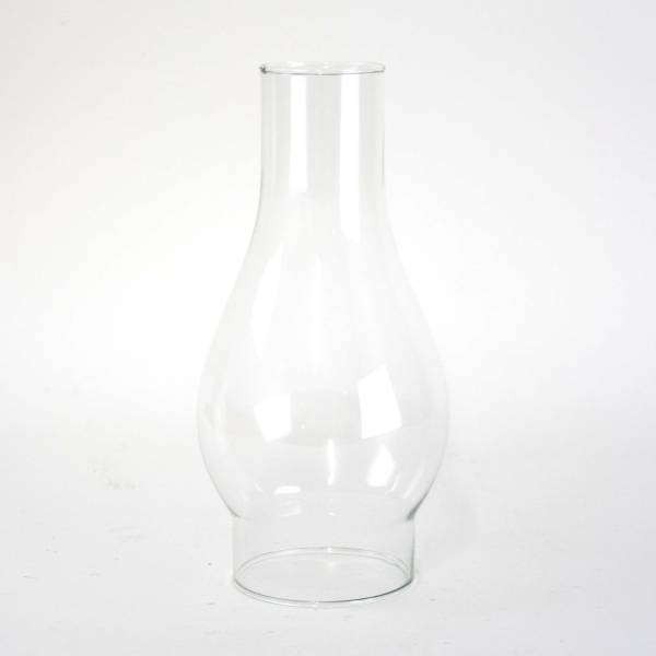 """Replacement Oil Lamp Chimney - 2-7/8"""" Base"""