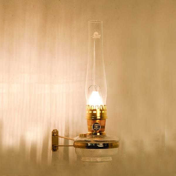 Aladdin Regency Wall Oil Lamp