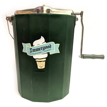 Immergood Amish Ice Cream Freezer