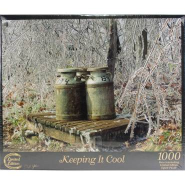 Keeping it Cool Jigsaw Puzzle