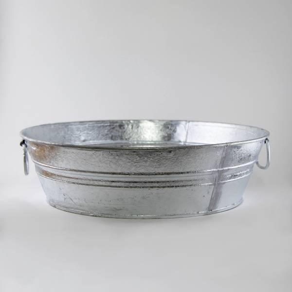 Steel Low Flat Tubs