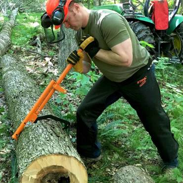 LogOX 3-in-1 Forestry Tool