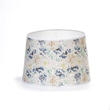 Aladdin Floral Tapestry Parchment Oil Lamp Shade