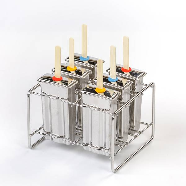 Stainless Steel Popsicle Set