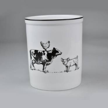 Country Farm Tool Jug