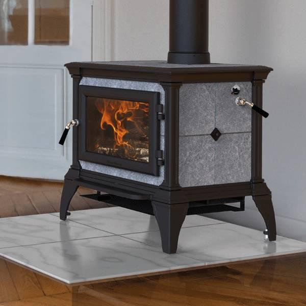 Hearthstone Castleton 1 TruHybrid Wood Heat Stove