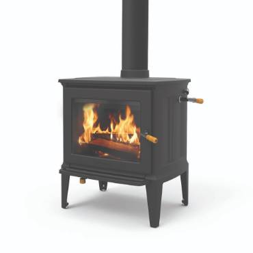Hearthstone Green Mountain 60 TruHybrid Wood Heat Stove