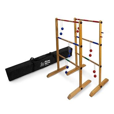 Ladder Toss Double Ladder Ball Game