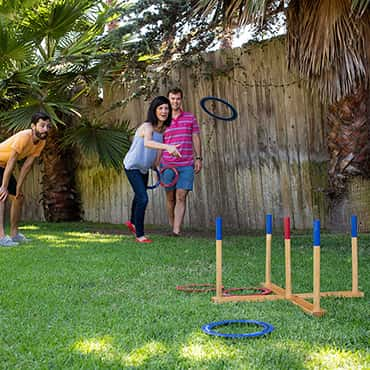 Giant Ring Toss Game