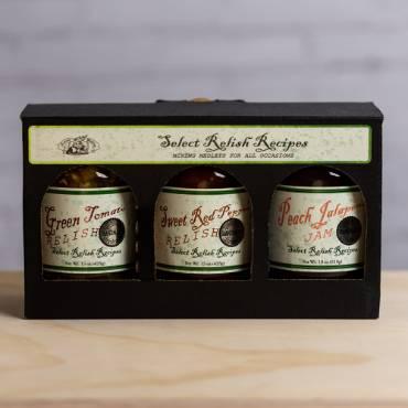 Select Relish Recipes Gift Box