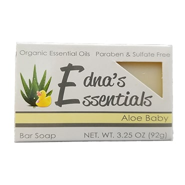 Edna's Essentials Bar Soap