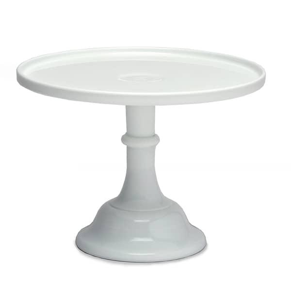 "Glass Cake Stand – 10"""