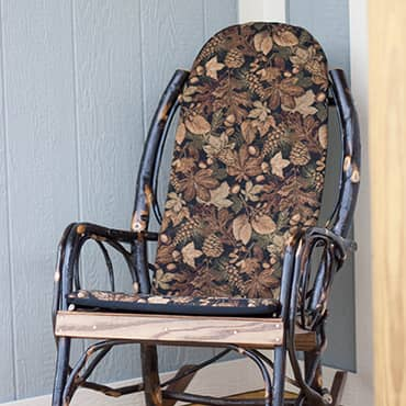 Hickory Rocker Chair Cushion