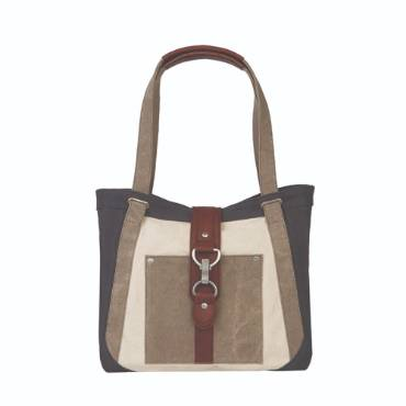 Upcycled Nora Shoulder Bag