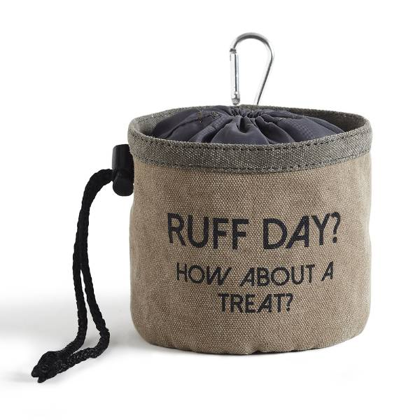 Ruff Day Treat Bag