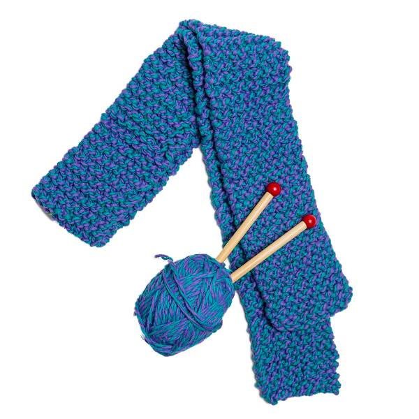 Quick to Knit Scarf Kit for Beginners