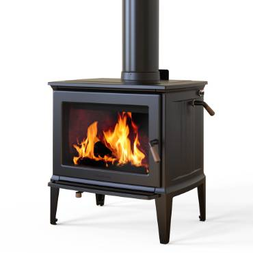 Hearthstone Green Mountain 80 TruHybrid Wood Heat Stove