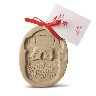 Santa Cookie Mold