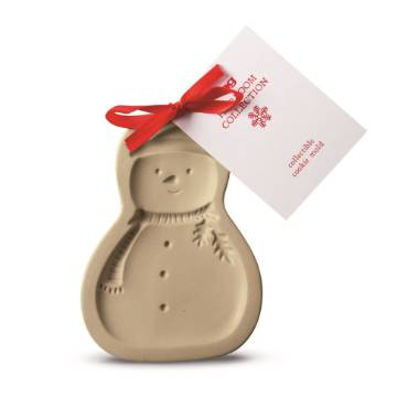Snowman Cookie Mold