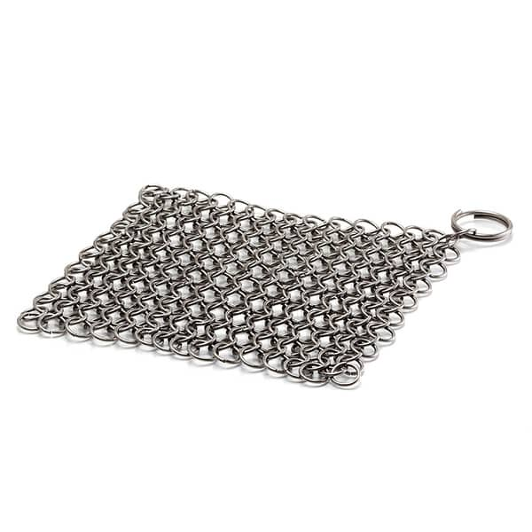 Petromax Chain Mail Cleaner for Cast and Wrought Iron