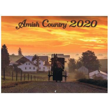 Amish Country 2020 Calendar