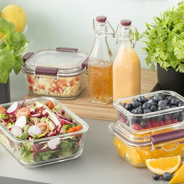Kilner Glass Food Storage Containers