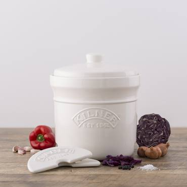 Kilner Ceramic Crock Fermentation Set