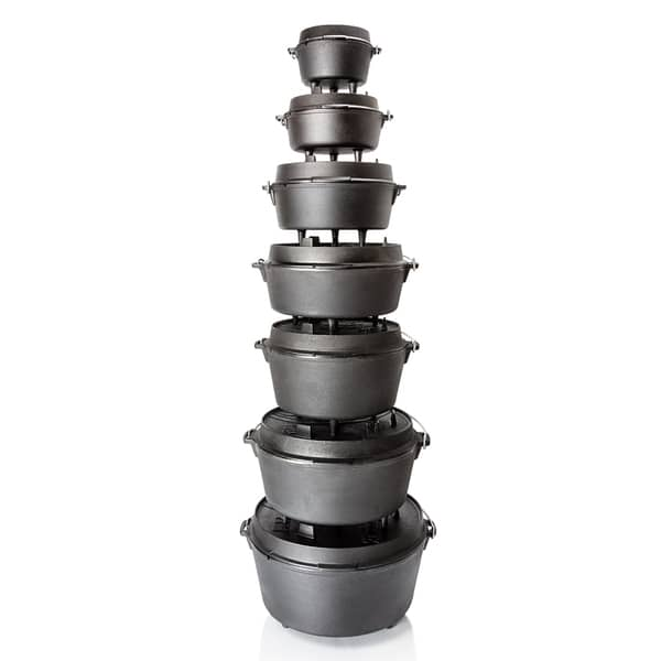 Petromax Cast Iron Dutch Oven