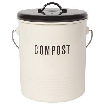Vintage-Style Compost Bin