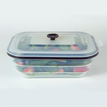 Collapsible Food Container - 7 Cup Rectangle