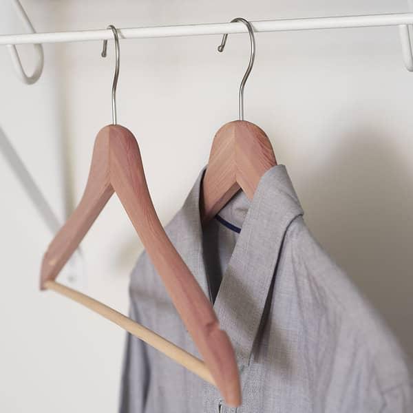 Classic Cedar Hangers - 4 pk
