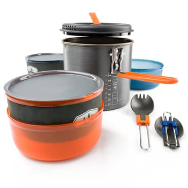 Pinnacle Dualist Camping Cookware Set