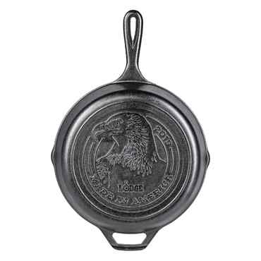 "Lodge Cast Iron 2019 Made in America 10.25"" Skillet"