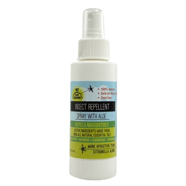 Insect Repellent Spray 4 oz Bottle