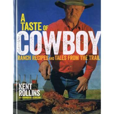 A Taste of Cowboy Cookbook