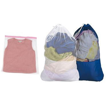 Laundry Bag and Sweater Wash Bag Set