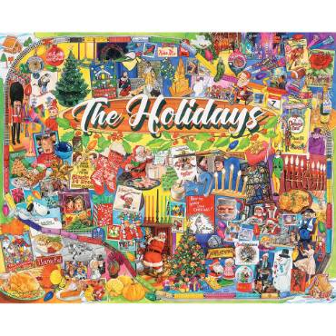 The Holidays Jigsaw Puzzle