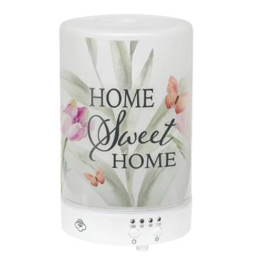 Home Sweet Home Glass Diffuser