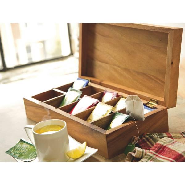 Double Tea Box