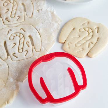 Ugly Sweater Cookie Cutter Set