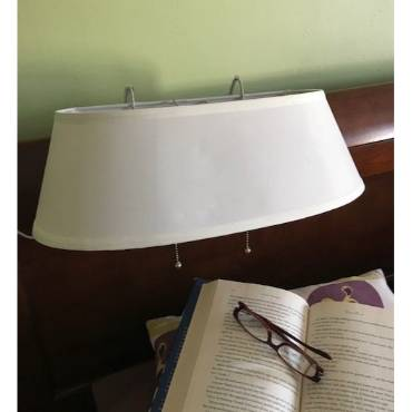 Double Headboard Lamp