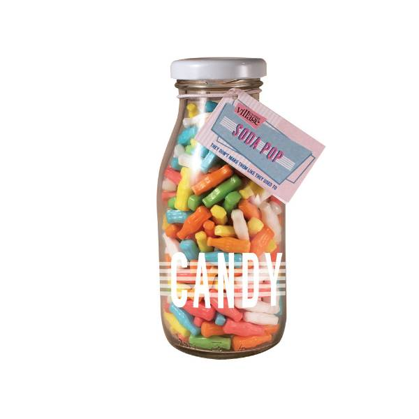 Retro Candy Bottle