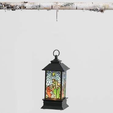 Holy Family LED Ornament