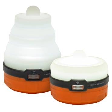 Spright 3AAA LED Lantern - Pack of 2