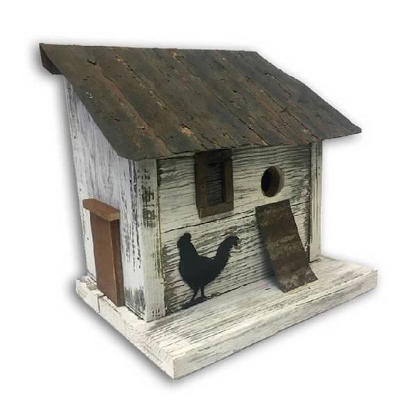 Cumberland Chicken Coop Birdhouse