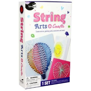 String Art Make & Play