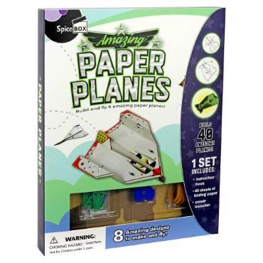 Let's Make Paper Planes Kit