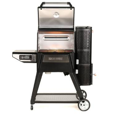 "Masterbuilt 24"" Gravity Series 560 Digital Charcoal Grill and Smoker"