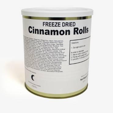 Freeze-Dried Cinnamon Rolls